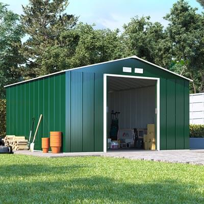 metal sheds - Garden Sheds New Hampshire