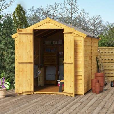 Garden Sheds Uk garden sheds - sheds direct - free delivery