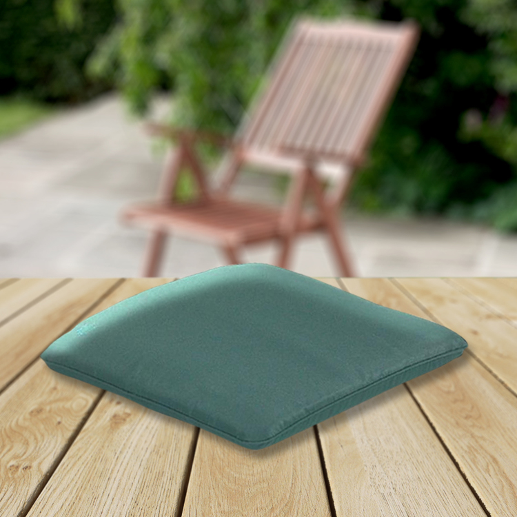 Image of 10 x The CC Collection - Garden Armchair Cushion - Green