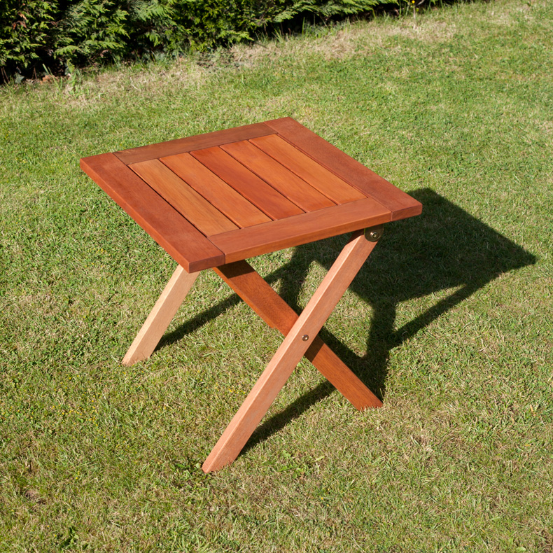BillyOh 0.45m Square Folding Side Table