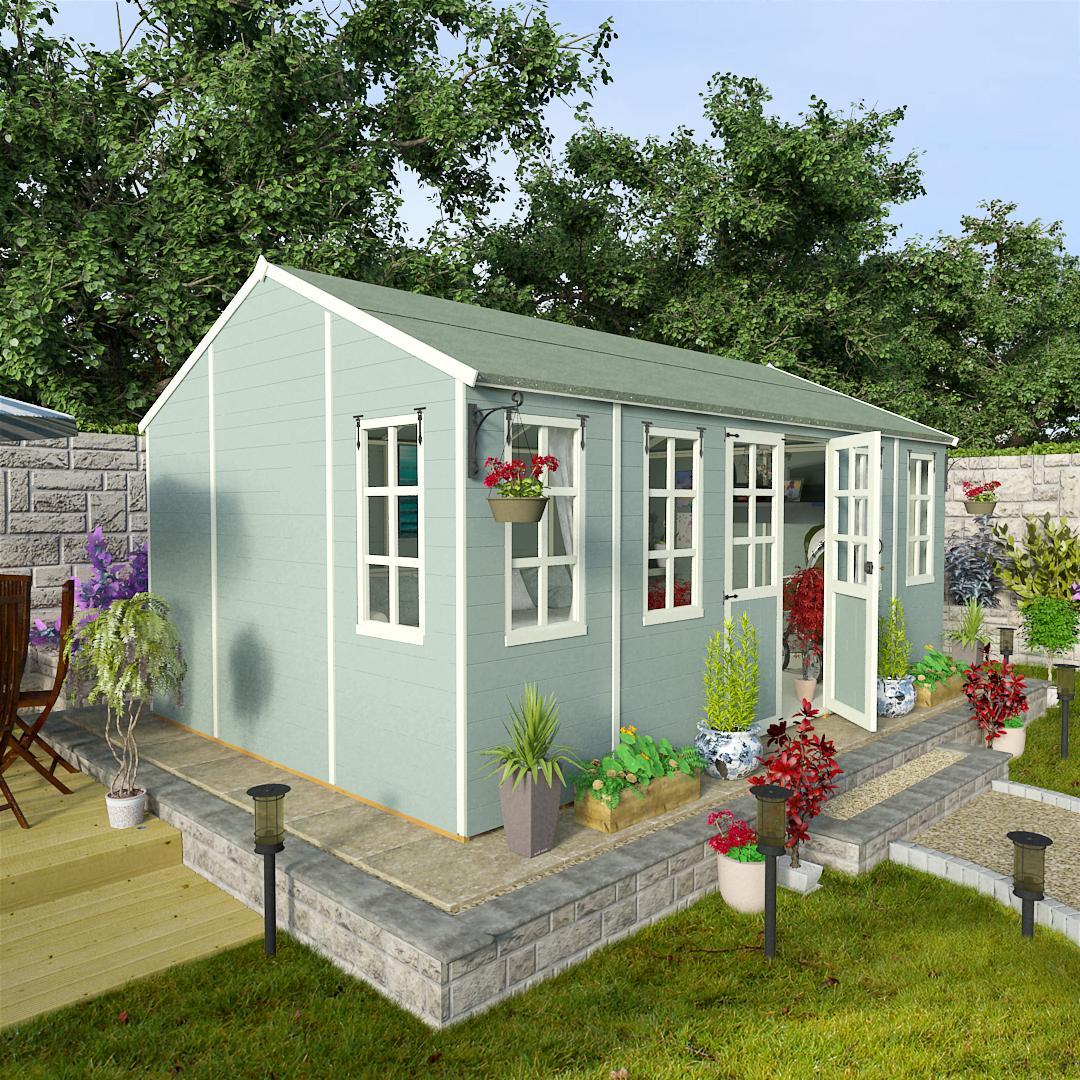 BillyOh 16 x 10 Eden Summer House 5000 Range