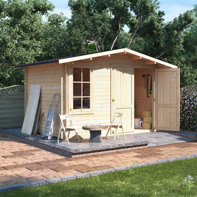 https://www.gardenbuildingsdirect.co.uk/images/products/14322/maingallery1/alpine_interlocking_tongueandgroove_workshop_logcabin_l01.jpg