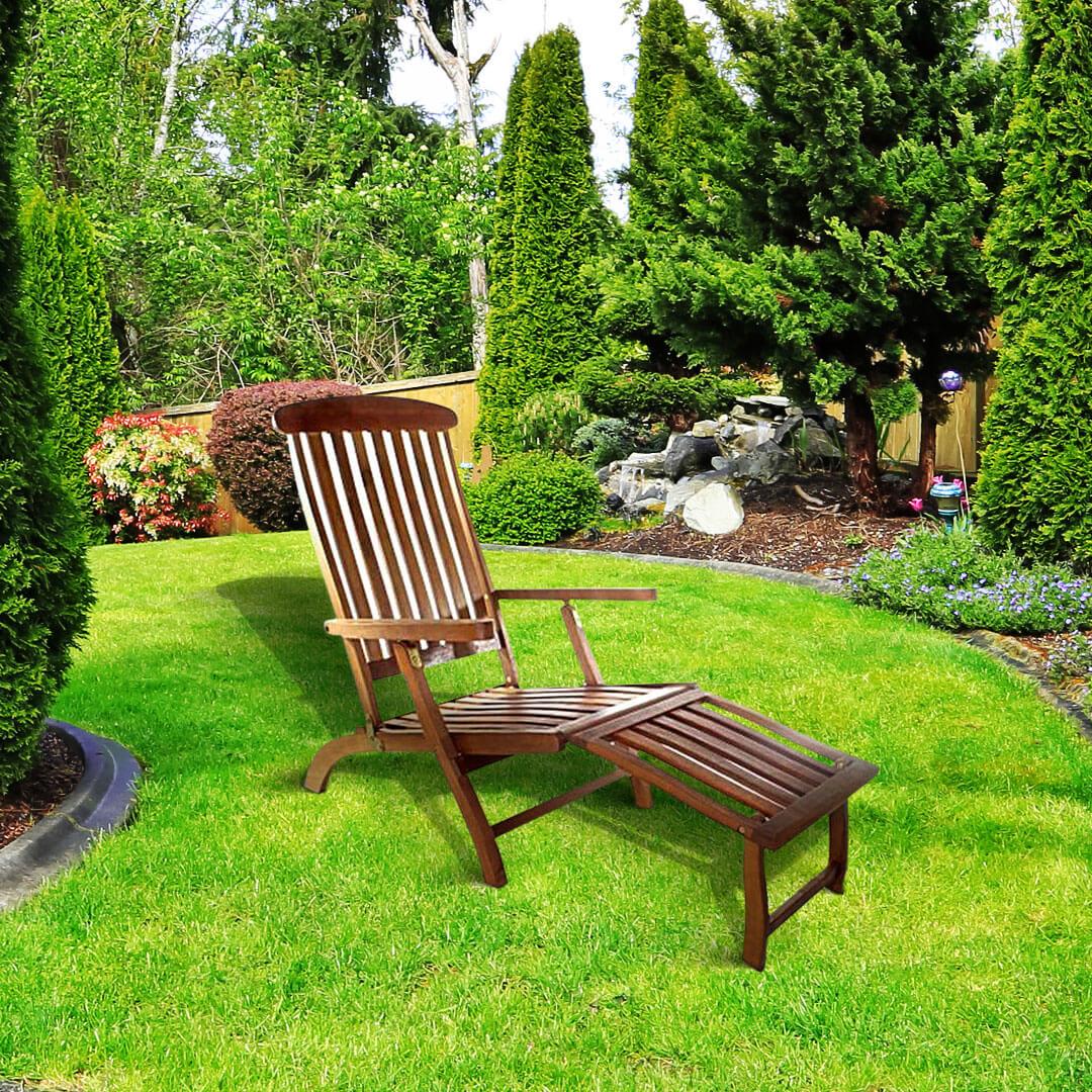 BillyOh Hampton 1 x Garden Steamer Chair