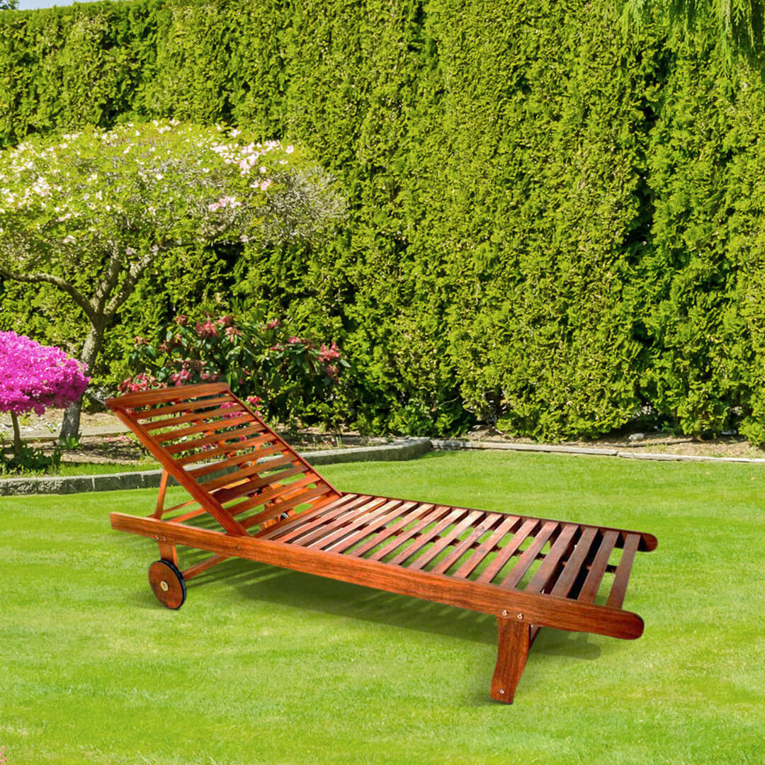 BillyOh Hampton 1 x  Garden Sun Lounger