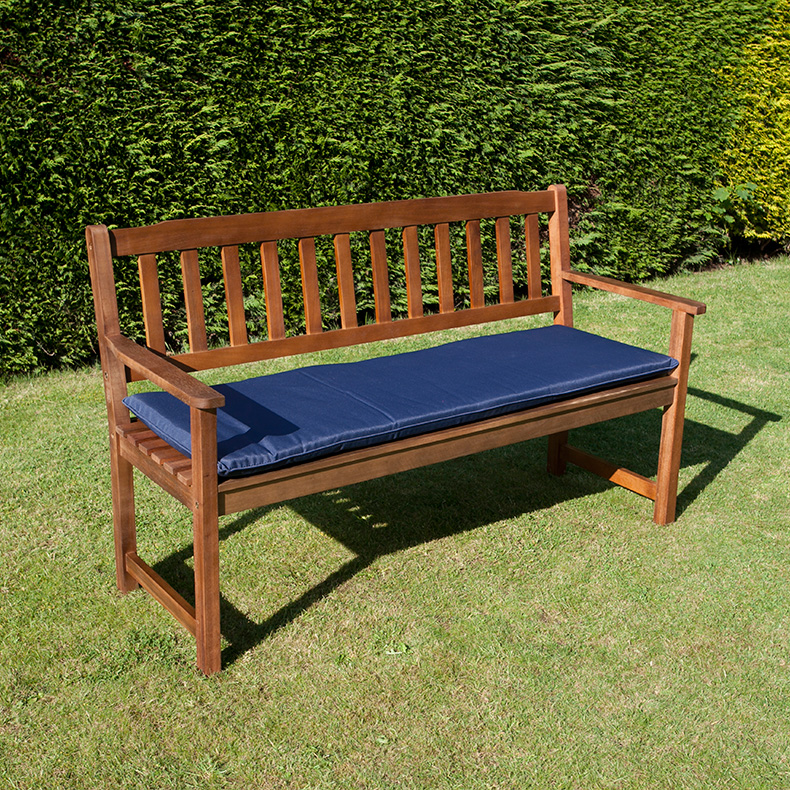 BillyOh 3 Seater Windsor Traditional Outdoor Bench