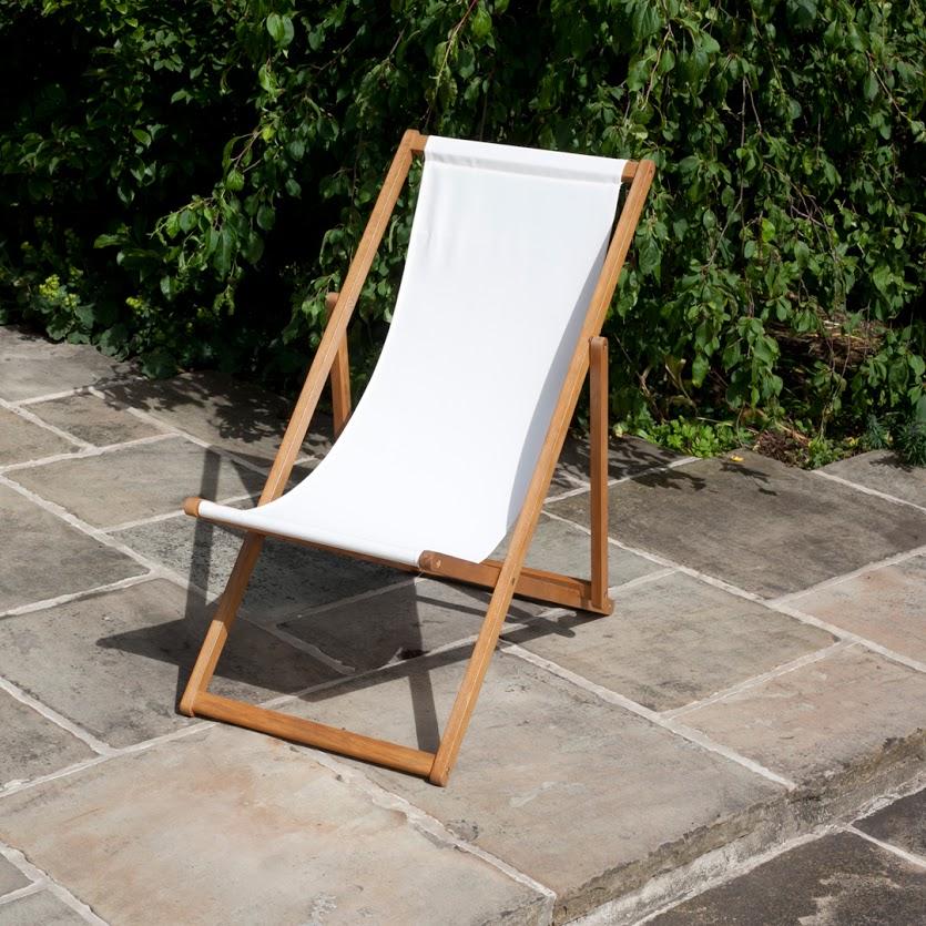 BillyOh Windsor 8 x Deck Garden Chair Canvas Seating