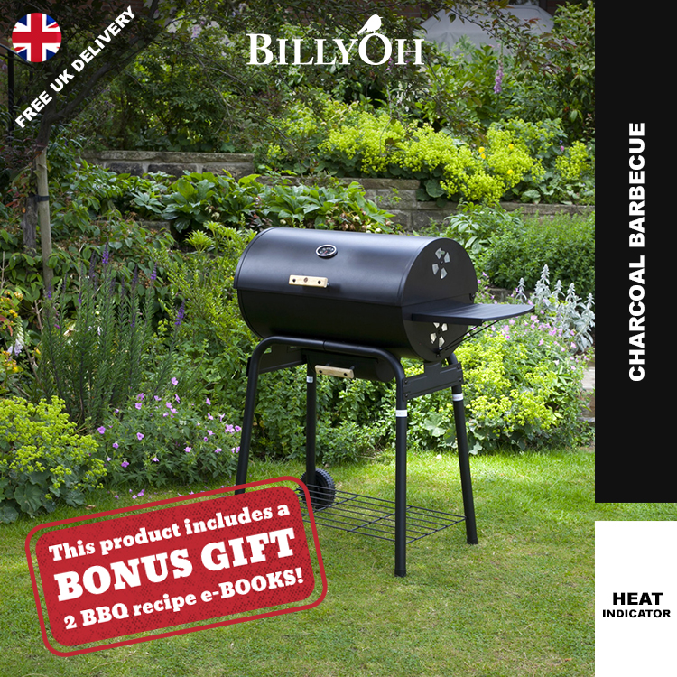 Image of BillyOh Kentucky Charcoal Grill Barbecue - Kentucky Charcoal Grill Barbecue