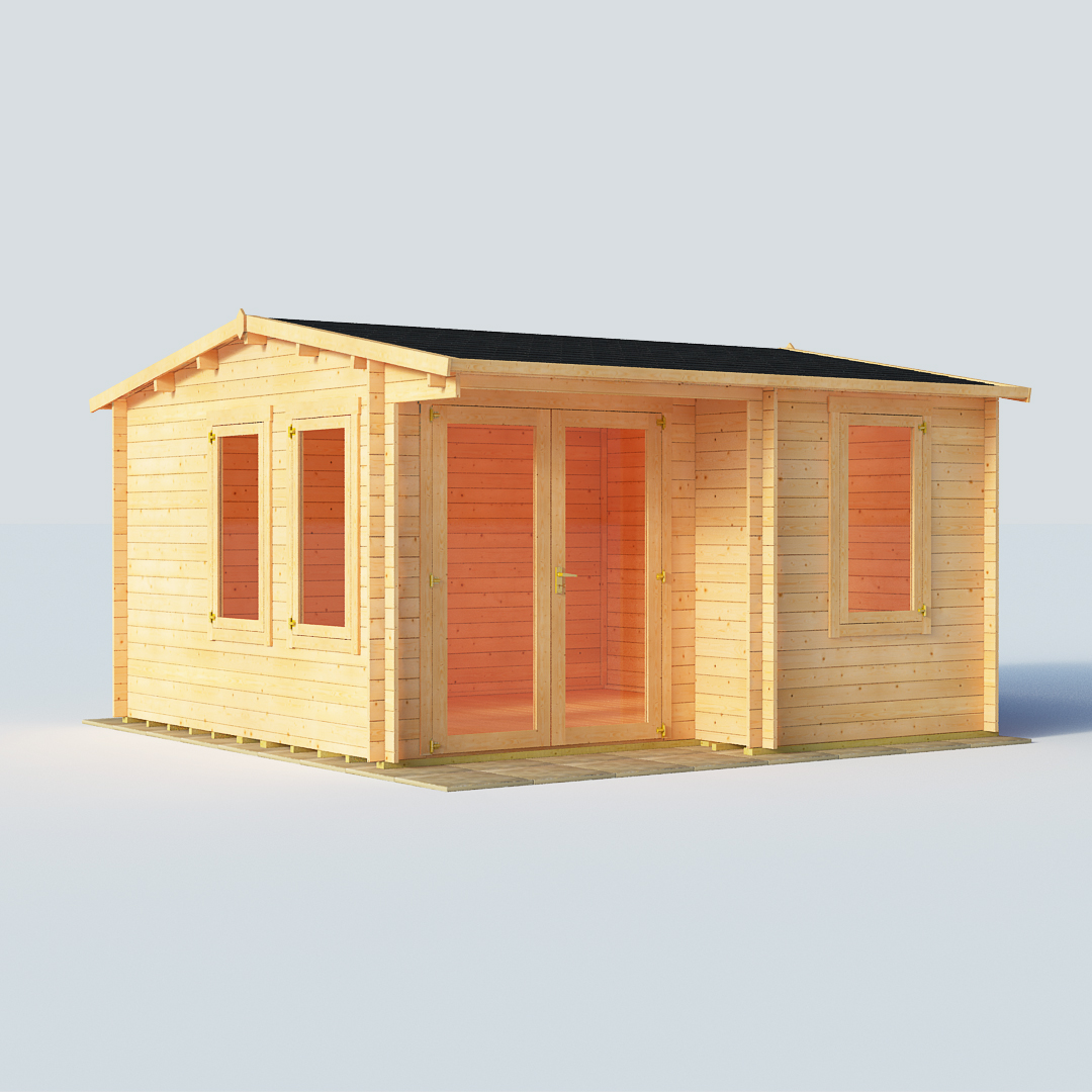 BillyOh Seattle W4.0m x D4.0m 28mm Home Garden Office