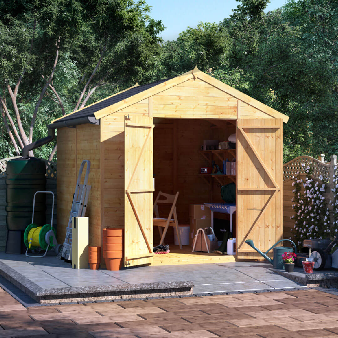 12x6 T&G Apex Windowless - BillyOh Expert Garden Shed
