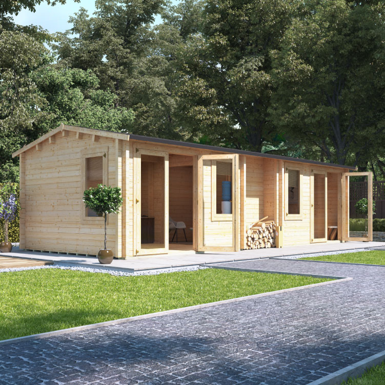https://www.gardenbuildingsdirect.co.uk/images/products/18912/maingallery1/pod_multiroom_interlocking_tongueandgroove_logcabin_l01.jpg