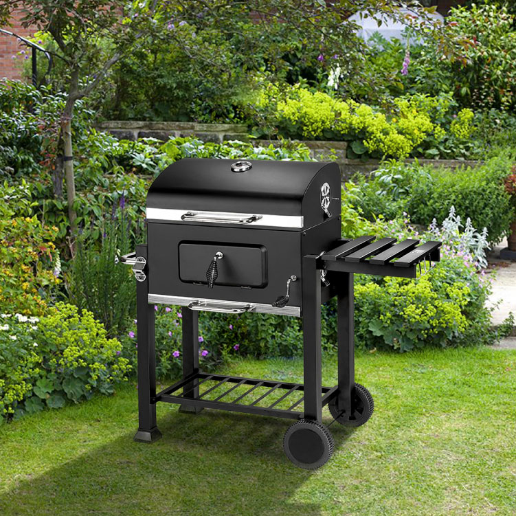 Image of BillyOh Charcoal BBQ Smoker Grill - Smoker Grill Portable BBQ