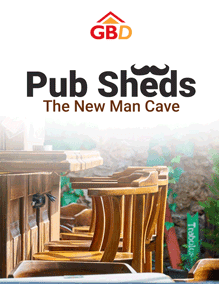 Pub Sheds – The New Man Cave